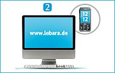 lebara prepaid sim karte mit 10 euro startguthaben elektronik. Black Bedroom Furniture Sets. Home Design Ideas