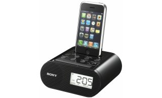 Sony ICF-C05IPB Uhrenradio