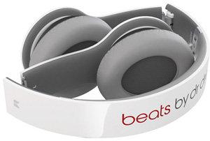 Beats by Dr. Dre Solo HD Kopfhörer Weiss