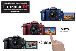Panasonic Lumix DMC-G2KEG