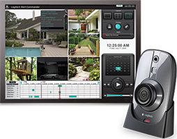Komplettes digitales Videosicherheitssystem