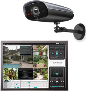 Logitech Alert 700e Outdoor Add-OnÜberwachungskamera