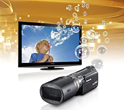Panasonic HDC-SDT750EG Full HD 3D Camcorder