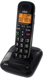 AEG Eole 1800B Schnurloses Telefon