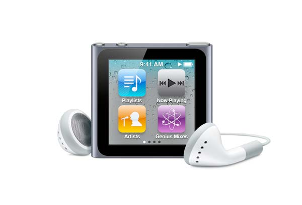 apple ipod nano 8gb