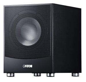 canton sub 10 aktives subwoofersystem 200 300 watt. Black Bedroom Furniture Sets. Home Design Ideas