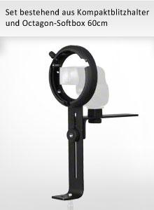 Octagon-Softbox 60cm
