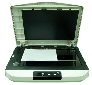 Avision FB5000 Flachbett-Scanner A3, 600dpi, USB 2.0 anthrazit//wei/ß