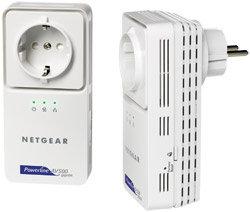 NETGEAR Powerline AV+ 500 Netzwerkadapter-Kit 2x: Amazon