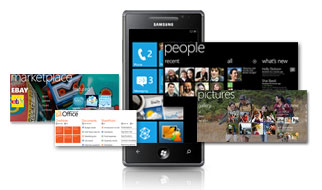 Social Networking mit dem Samsung Omnia 7