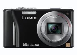 Panasonic Lumix DMC-TZ22 - Superzoomkamera mit Leica Weitwinkelobjektiv