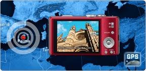 GPS mit 1.000.000 gespeicherten Sehenswürdigkeiten