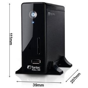 FANTEC AluPlay HD