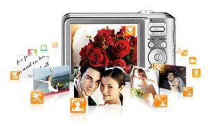 Stabilizzatore digitale dell'immagine (DIS)