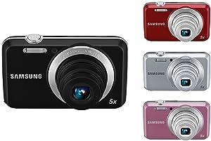 Samsung ES80 Fotocamera digitale, colore: Nero