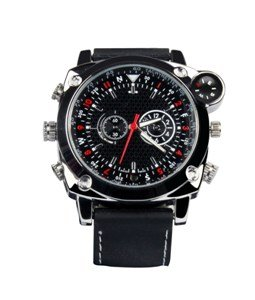 technaxx txx3234 armbanduhr mit kompass und integrierter. Black Bedroom Furniture Sets. Home Design Ideas