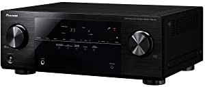 Pioneer VSX-421 5.1 AV-Receiver schwarz