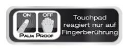 Palm Proof Technology