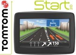 TomTom Start 20 Central Europe Traffic