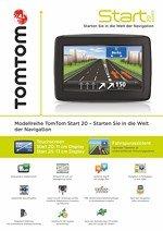 TomTom Start 25 Flyer
