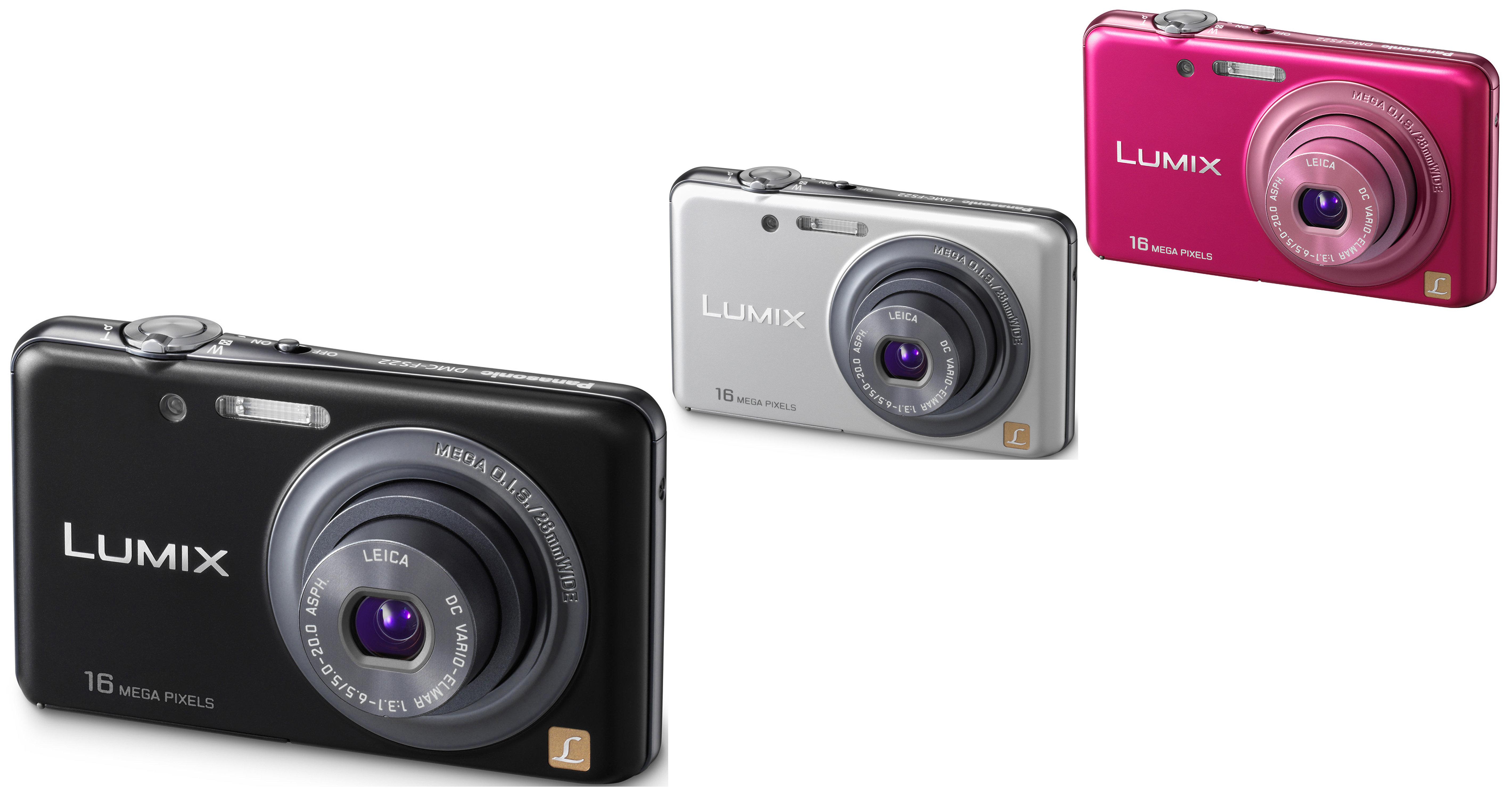 Panasonic Lumix DMC-FS22EG-K Digitalkamera 3 Zoll: Amazon