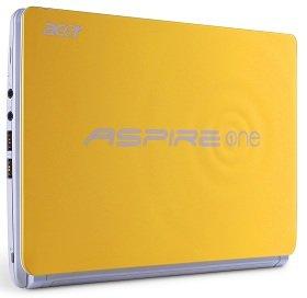 Acer Aspire One Happy 2 25,7 cm Netbook gelb: Amazon.de