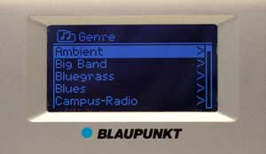 blaupunkt ir 11 internetradio ukw dab dab silber. Black Bedroom Furniture Sets. Home Design Ideas