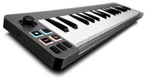 M-Audio Keystation Mini 32 Anschlüsse