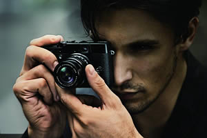 Stylebild Digitalkamera X10 von FUJIFILM