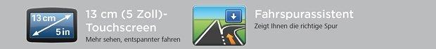 TomTom XXL Classic Navigationssystem
