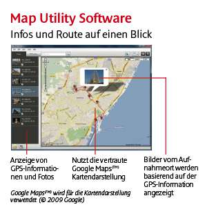 Map Utility Software