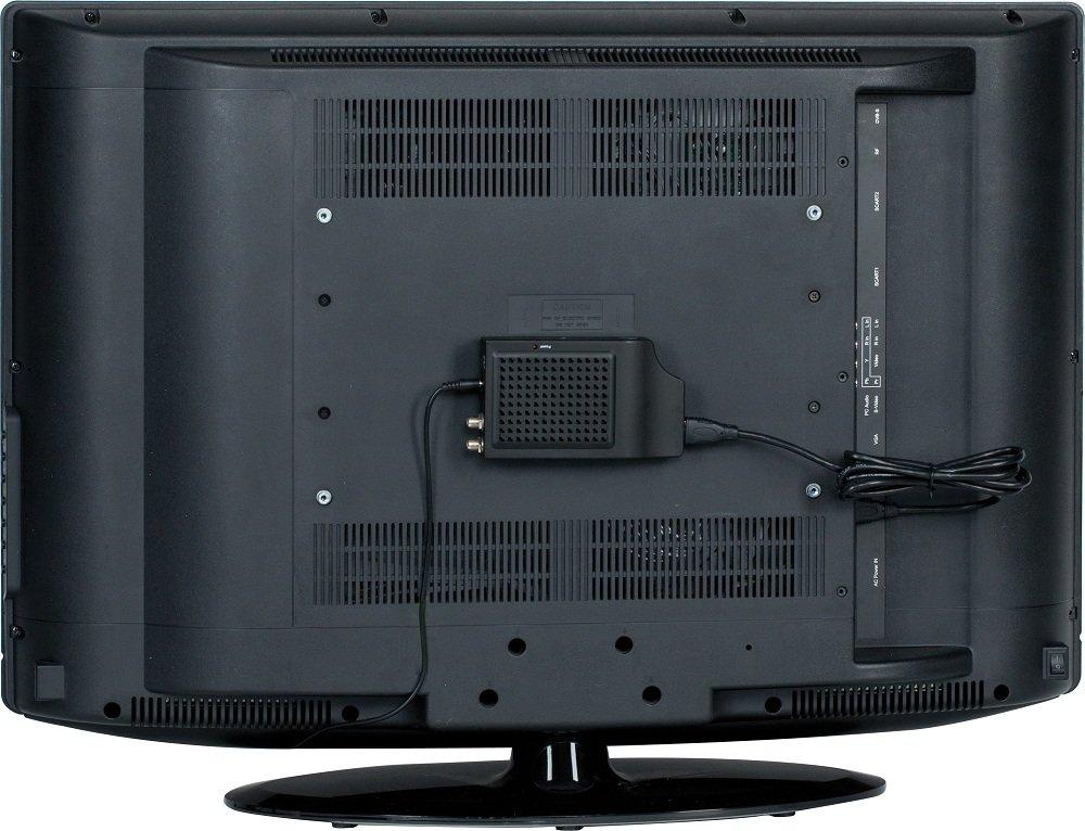 Telestar Camping-SAT-HD-Anlage mit Telemini HD-L (35cm