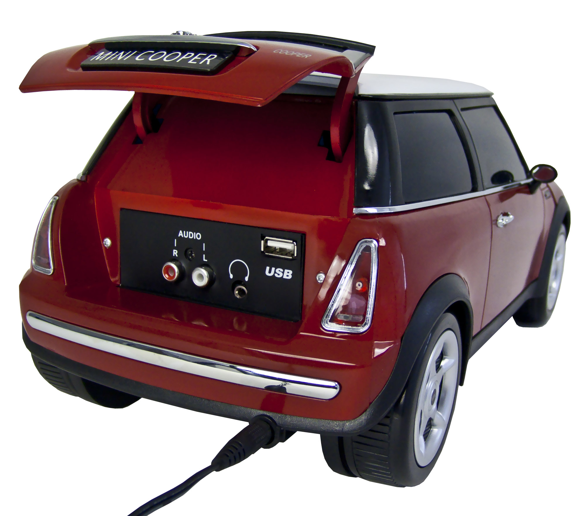 karcher mini cooper cd radio cd player fm radio usb. Black Bedroom Furniture Sets. Home Design Ideas
