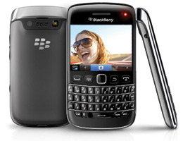 BlackBerry Bold 9790 Smartphone 8GB 2,5 Zoll schwarz