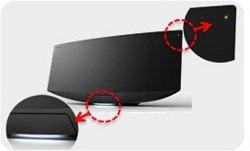 Smarte LED-Beleuchtung ermöglicht einfache Bedienung vom Sofa aus
