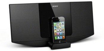 Bild Noch mehr Klang für ihre Musiksammlung: iPhone/iPod Dock