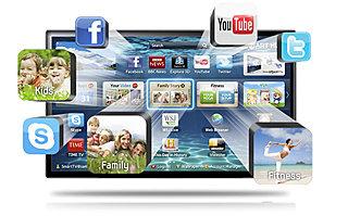 Apps, Videos, Skype, Internet und vieles mehr