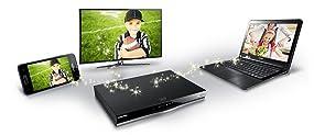 Samsung BD-E8300/EN 3D Blu-ray-Rekorder 320GB (2D/3D