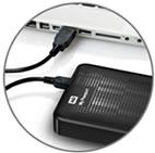 Stromversorgung über USB