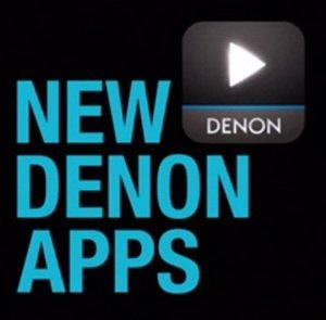 Denon Apps