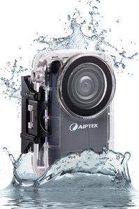Aiptek SportyCam Z3 im Wasser