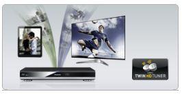 Twin HD Tuner – Aufnahmespaß hoch zwei beim Sat-Empfang