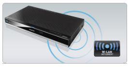 W-LAN integriert – Technik, die verbindet