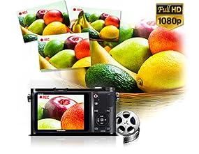 Für scharfe und dynamische Videoaufnahmen