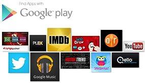 Spaß im Handumdrehen mit Google Play