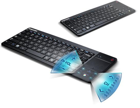 samsung vg kbd1500 zg wireless tastatur mit elektronik. Black Bedroom Furniture Sets. Home Design Ideas