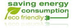 saving energy consumption