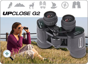 Das UpClose-G2 8x40 Porro Binokular