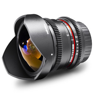Walimex Pro 8/3,8 Fish-Eye II VDSLR Objektiv