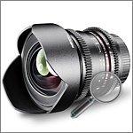 Walimex Pro 14/3,1 Foto- und Videoobjektiv für Sony E / Artikel 18818